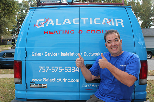heat pump repair